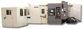 Flexible Machining Centers